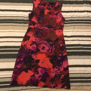 Sleeveless pencil dress by Lands' End